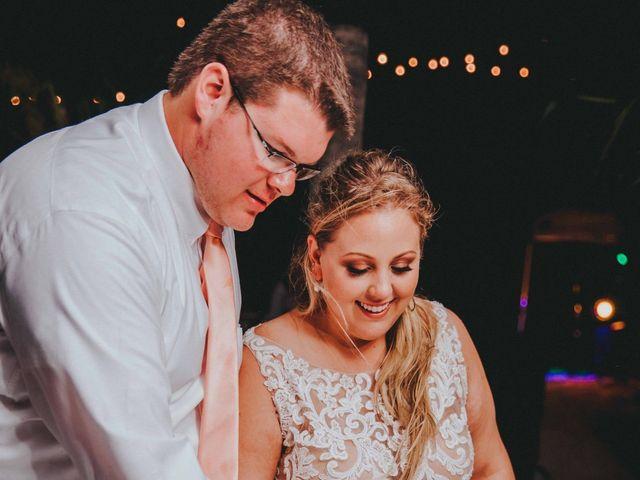 Larry and Amanda's Wedding in Marathon, Florida 27