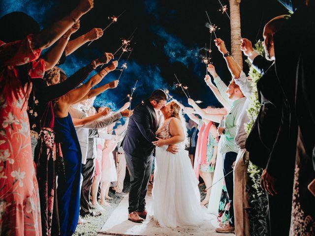 Larry and Amanda's Wedding in Marathon, Florida 40