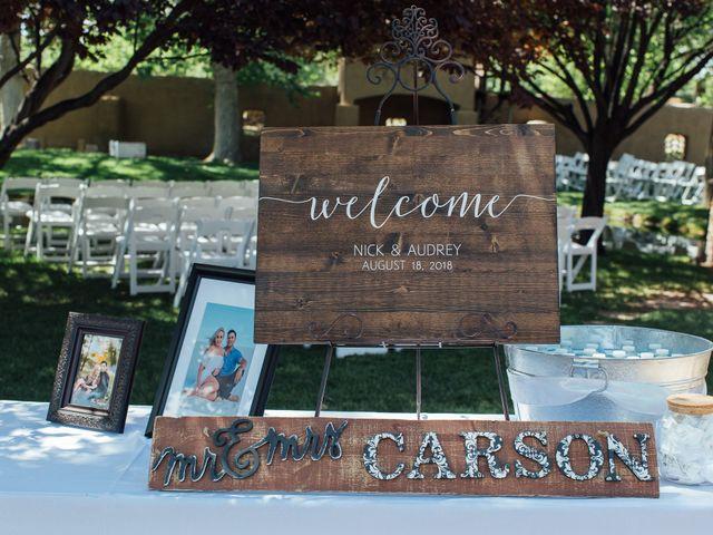 Audrey and Nick's Wedding in Albuquerque, New Mexico 8