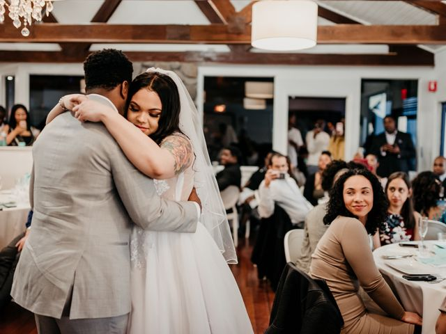 Sparkle and Gene's Wedding in Yonkers, New York 12