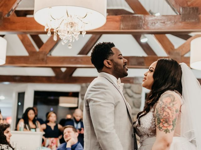 Sparkle and Gene's Wedding in Yonkers, New York 13