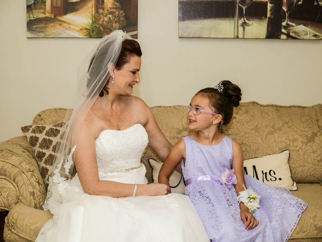 Michael and Amy's Wedding in Williamstown, New Jersey 3