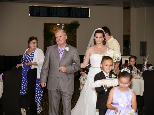 Michael and Amy's Wedding in Williamstown, New Jersey 54