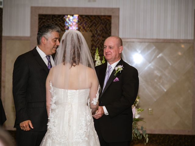 Michael and Amy's Wedding in Williamstown, New Jersey 70