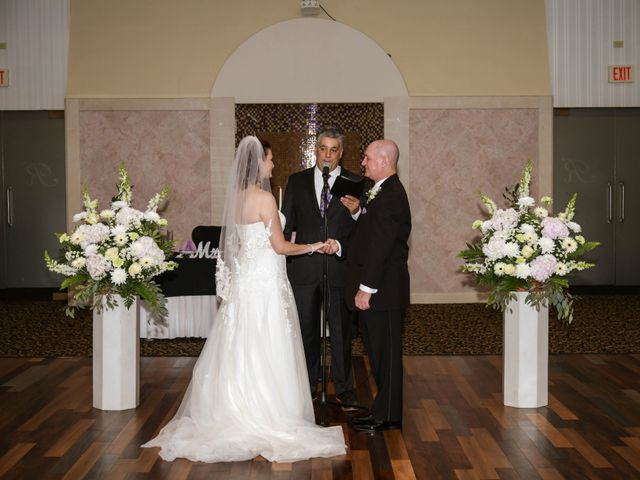 Michael and Amy's Wedding in Williamstown, New Jersey 87