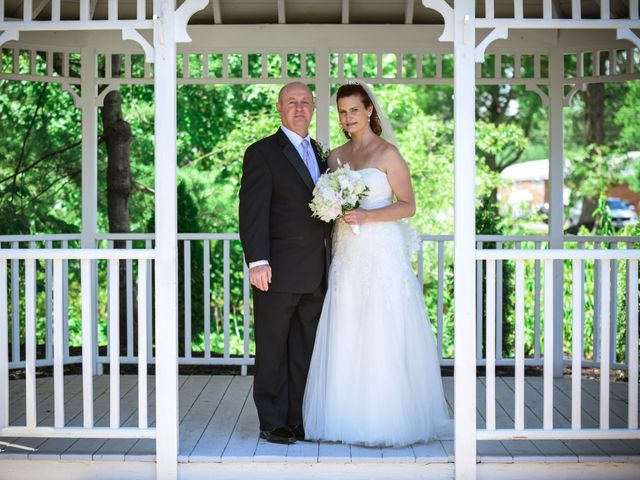 Michael and Amy's Wedding in Williamstown, New Jersey 256