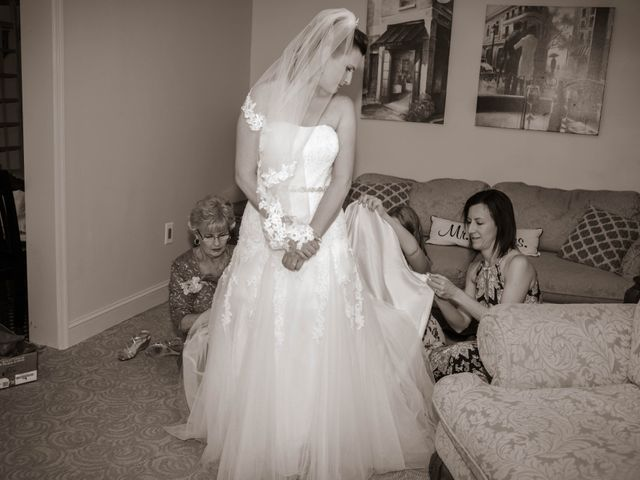 Michael and Amy's Wedding in Williamstown, New Jersey 322