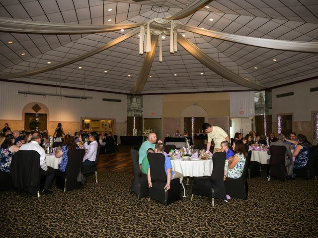 Michael and Amy's Wedding in Williamstown, New Jersey 340