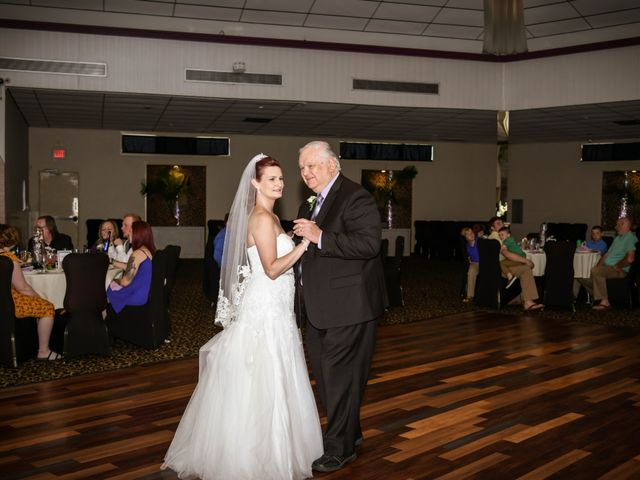 Michael and Amy's Wedding in Williamstown, New Jersey 403