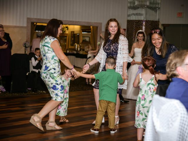 Michael and Amy's Wedding in Williamstown, New Jersey 456