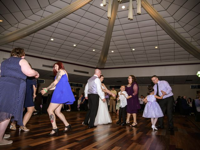 Michael and Amy's Wedding in Williamstown, New Jersey 463