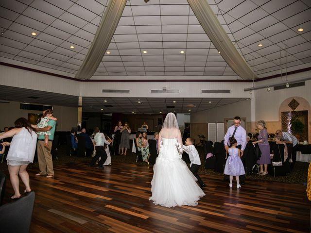 Michael and Amy's Wedding in Williamstown, New Jersey 470