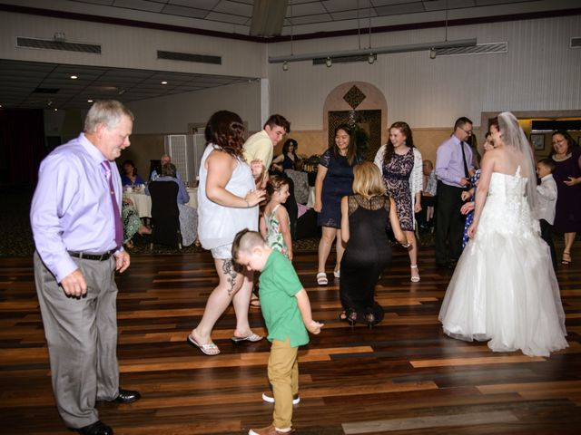 Michael and Amy's Wedding in Williamstown, New Jersey 488