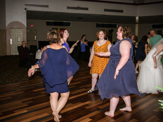 Michael and Amy's Wedding in Williamstown, New Jersey 496