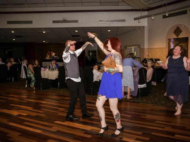 Michael and Amy's Wedding in Williamstown, New Jersey 554