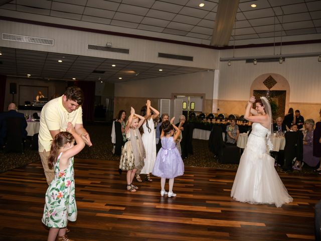 Michael and Amy's Wedding in Williamstown, New Jersey 590