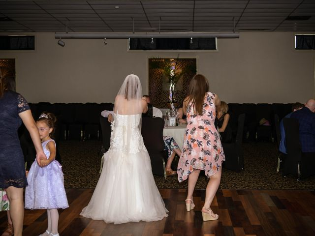 Michael and Amy's Wedding in Williamstown, New Jersey 598