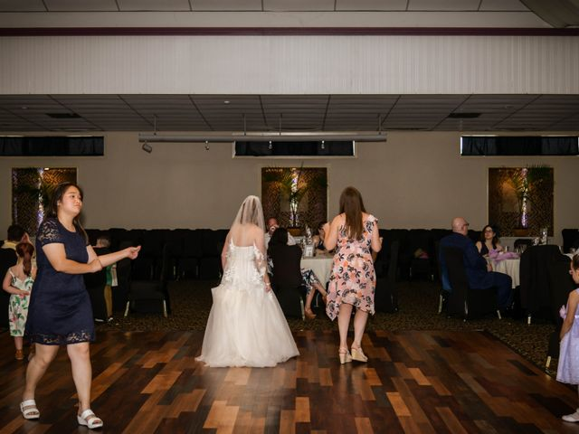 Michael and Amy's Wedding in Williamstown, New Jersey 600