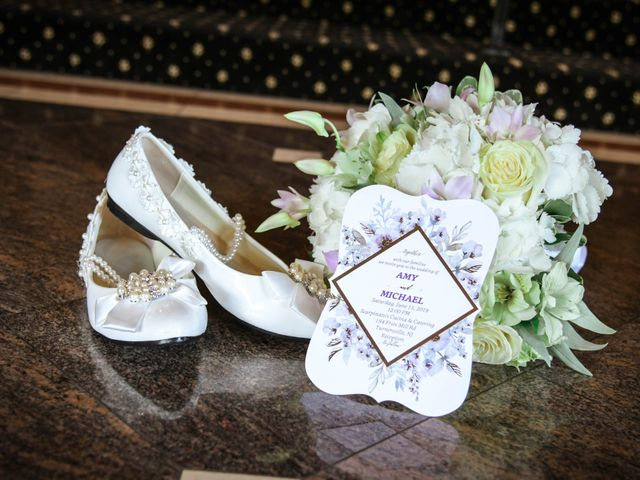 Michael and Amy's Wedding in Williamstown, New Jersey 607