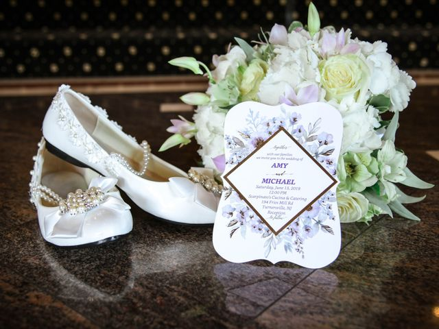Michael and Amy's Wedding in Williamstown, New Jersey 608