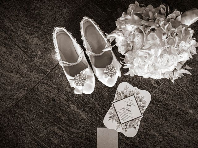 Michael and Amy's Wedding in Williamstown, New Jersey 610