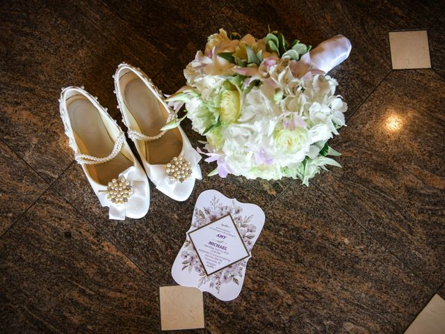 Michael and Amy's Wedding in Williamstown, New Jersey 613
