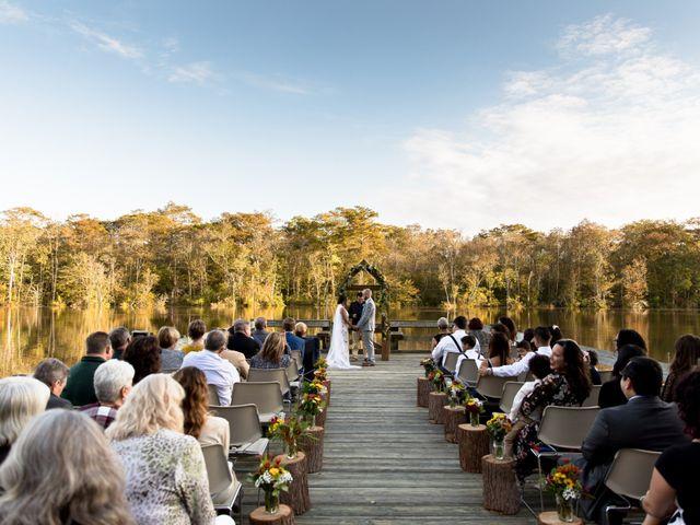 Marc and Wilmlie's Wedding in Pocomoke City, Delaware 10