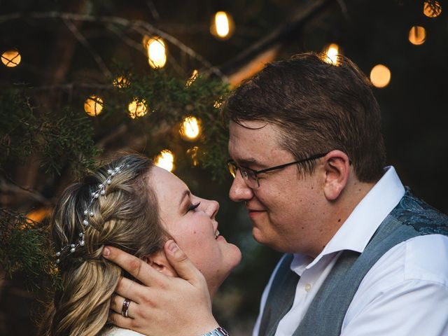 David and Kirstin's Wedding in Driftwood, Texas 3