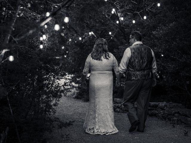 David and Kirstin's Wedding in Driftwood, Texas 1