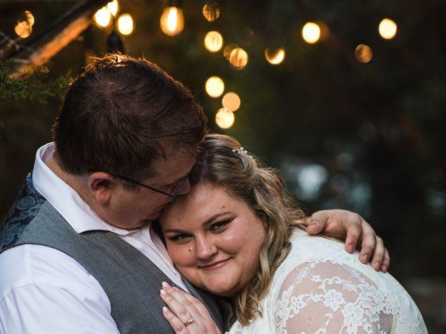 David and Kirstin's Wedding in Driftwood, Texas 4