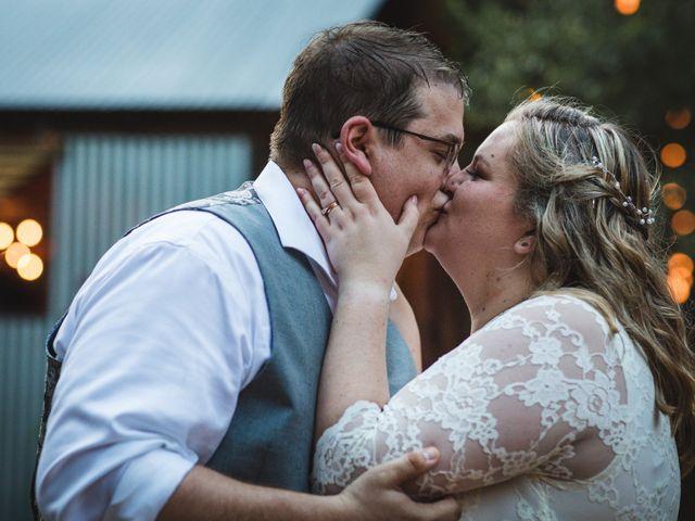 David and Kirstin's Wedding in Driftwood, Texas 2