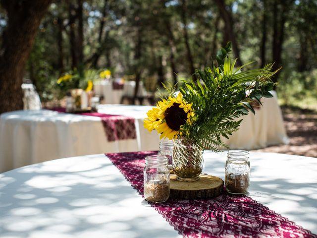 David and Kirstin's Wedding in Driftwood, Texas 5