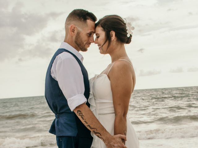 Jessica and Matthew's Wedding in Fort Myers, Florida 4