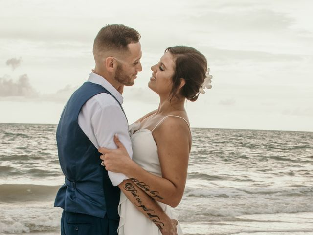 Jessica and Matthew's Wedding in Fort Myers, Florida 7