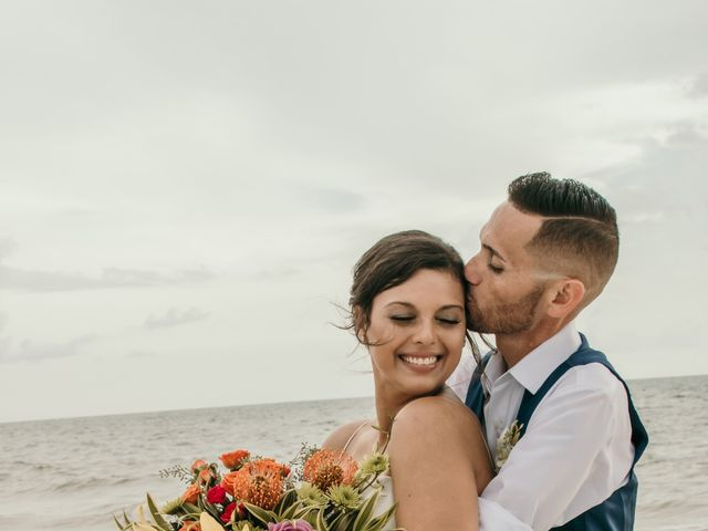 Jessica and Matthew's Wedding in Fort Myers, Florida 11