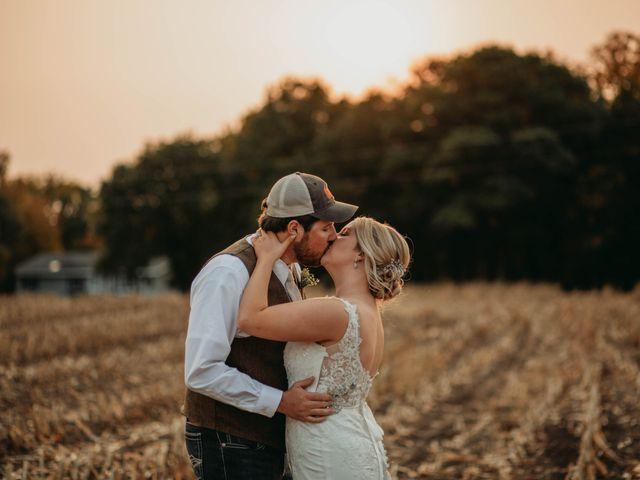 Mathew and Karlee's Wedding in Motley, Minnesota 2