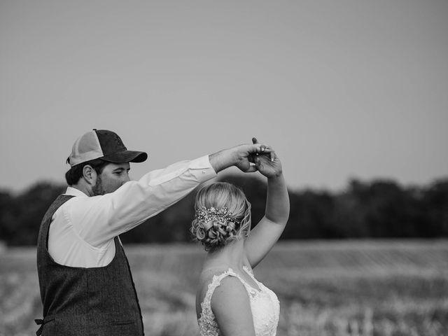 Mathew and Karlee's Wedding in Motley, Minnesota 7