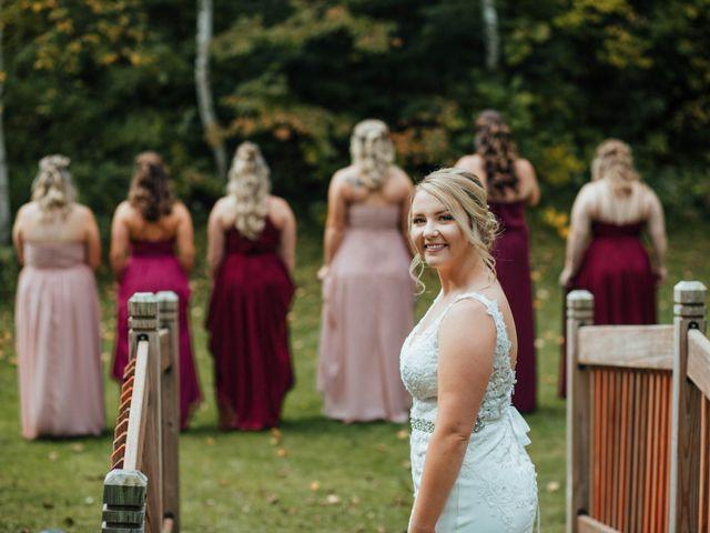 Mathew and Karlee's Wedding in Motley, Minnesota 9