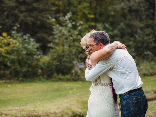 Mathew and Karlee's Wedding in Motley, Minnesota 10