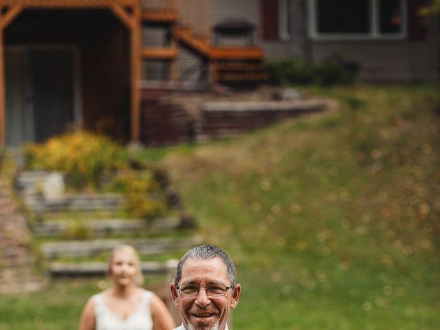 Mathew and Karlee's Wedding in Motley, Minnesota 11