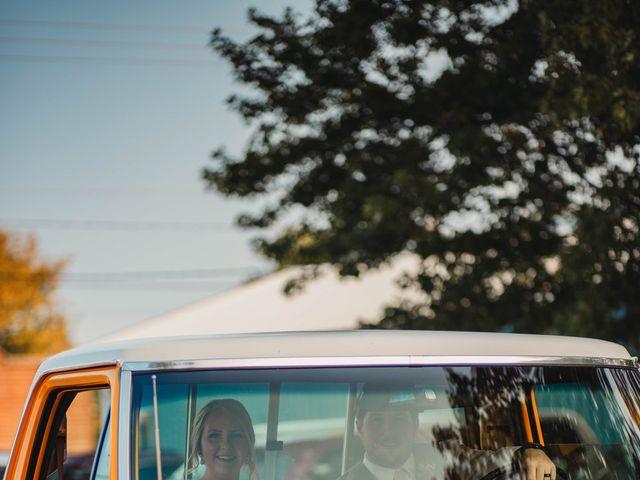 Mathew and Karlee's Wedding in Motley, Minnesota 13
