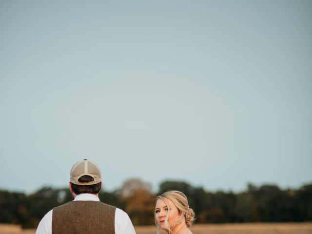 Mathew and Karlee's Wedding in Motley, Minnesota 16