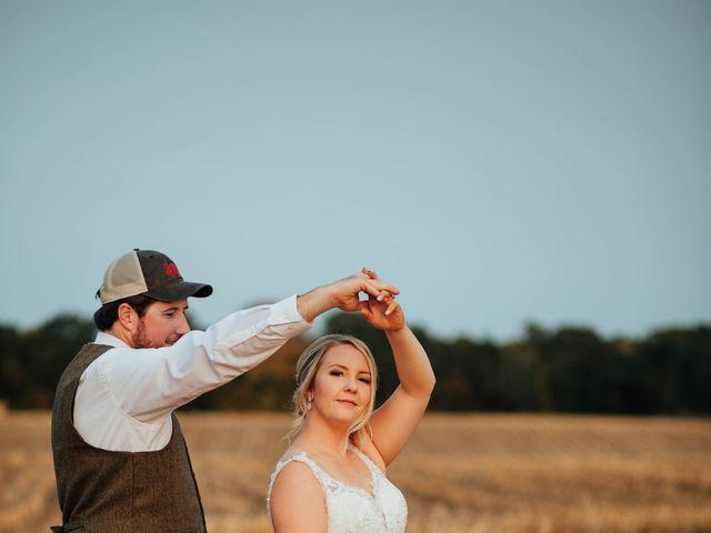 Mathew and Karlee's Wedding in Motley, Minnesota 17
