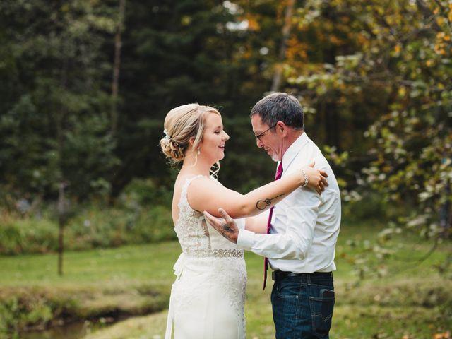 Mathew and Karlee's Wedding in Motley, Minnesota 18