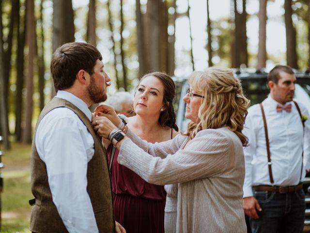 Mathew and Karlee's Wedding in Motley, Minnesota 19