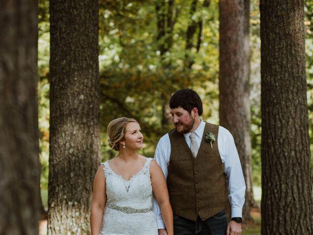 Mathew and Karlee's Wedding in Motley, Minnesota 20