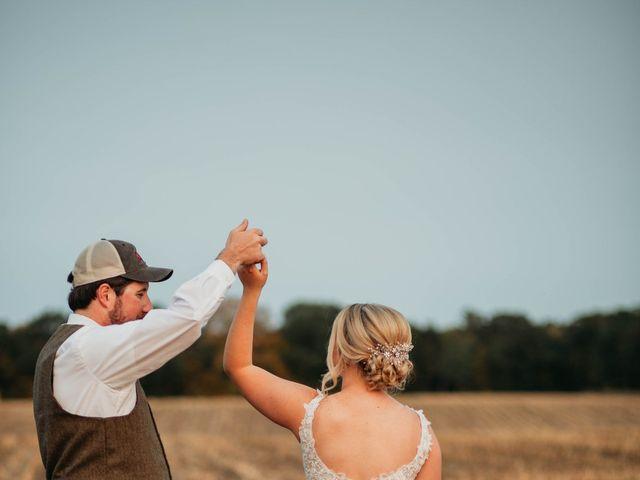 Mathew and Karlee's Wedding in Motley, Minnesota 21