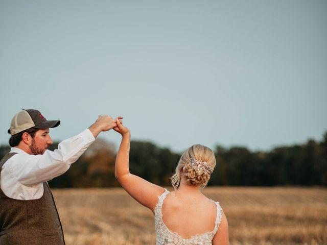 Mathew and Karlee's Wedding in Motley, Minnesota 23