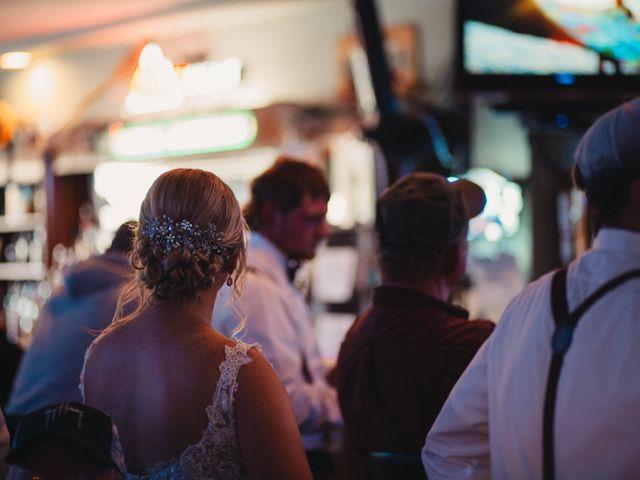 Mathew and Karlee's Wedding in Motley, Minnesota 24