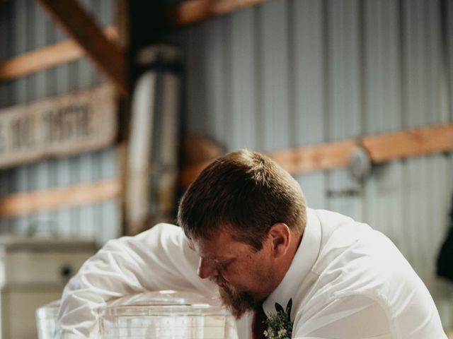 Mathew and Karlee's Wedding in Motley, Minnesota 26
